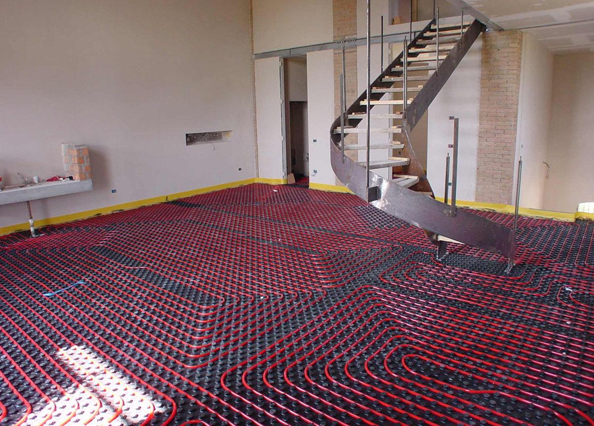 Quanto Costa Un Impianto Di Riscaldamento A Pavimento Al Mq riscaldamento a pavimento e solare termodinamico: la giusta