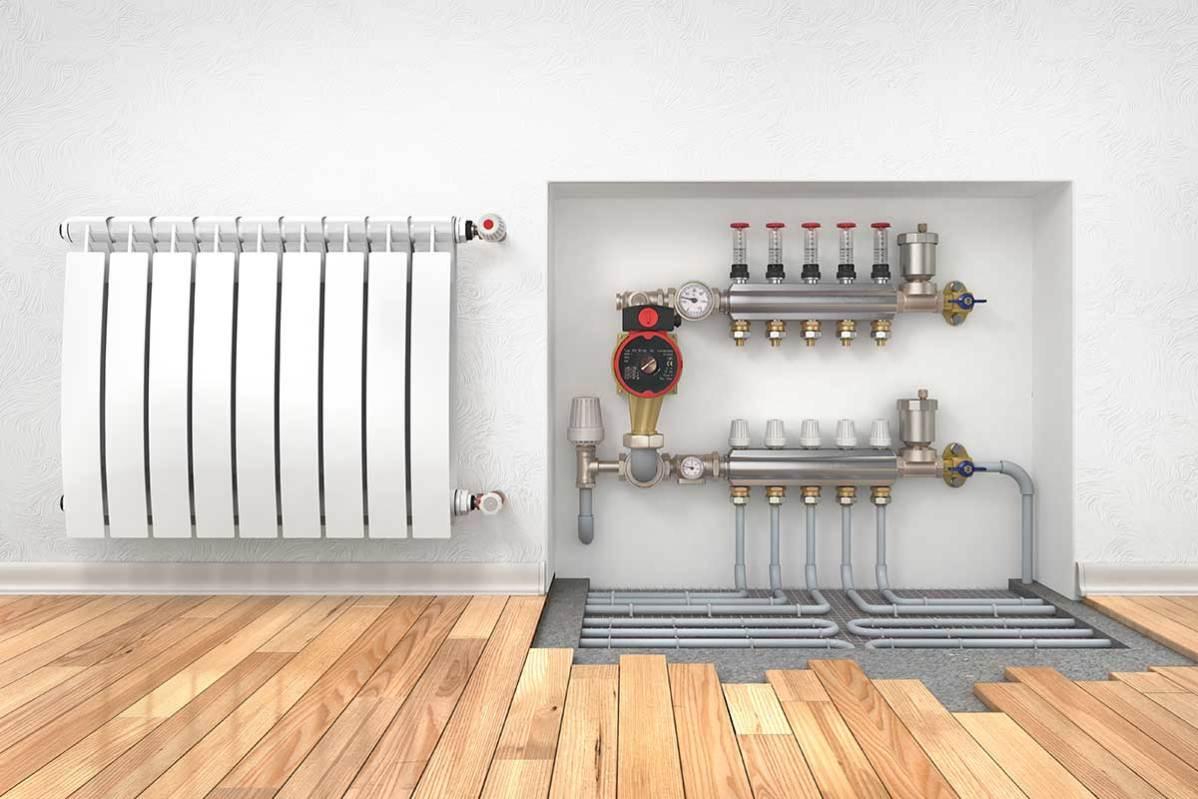 Il Miglior Sistema Di Riscaldamento riscaldamento a pavimento o tradizionale: quale scegliere?