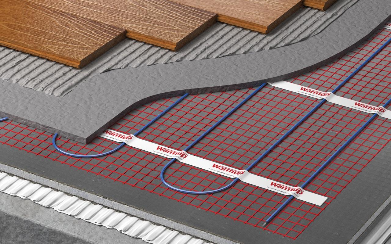 Impianto A Pavimento A Secco quali e quanti sistemi radianti a pavimento esistono?